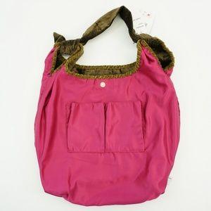 c71cb440fad Steve Madden Velvet Hobo Embellished Bag Purse NWT